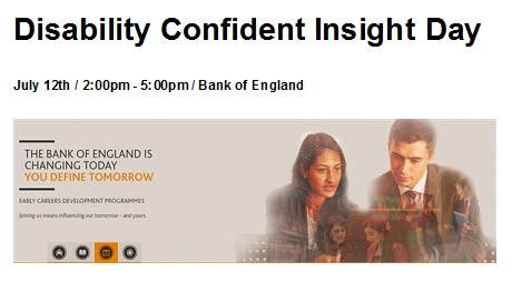 DisabilityConfidentInsightDay_BankofEngland_12jul